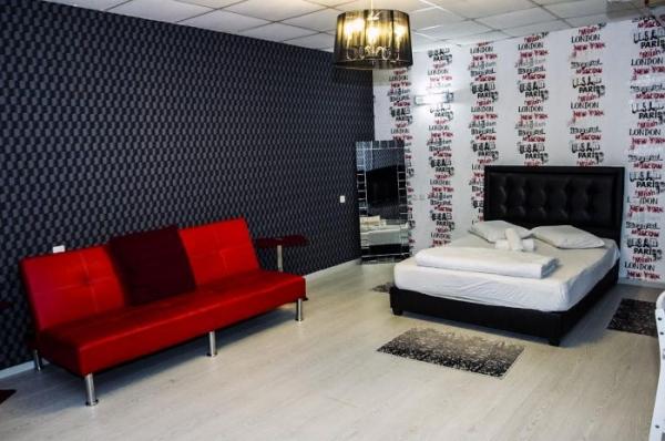 בנצרת עילית שוכנת לה סוויטה עילית- סוויטה מרווחת בעלת חדרים מפנקים, אבזור מלא ושירות VIP. מומלץ להשכרה לפי שעות בחל מ-150 ש